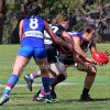 2018 Senior Women - Round 3 Vs Donvale