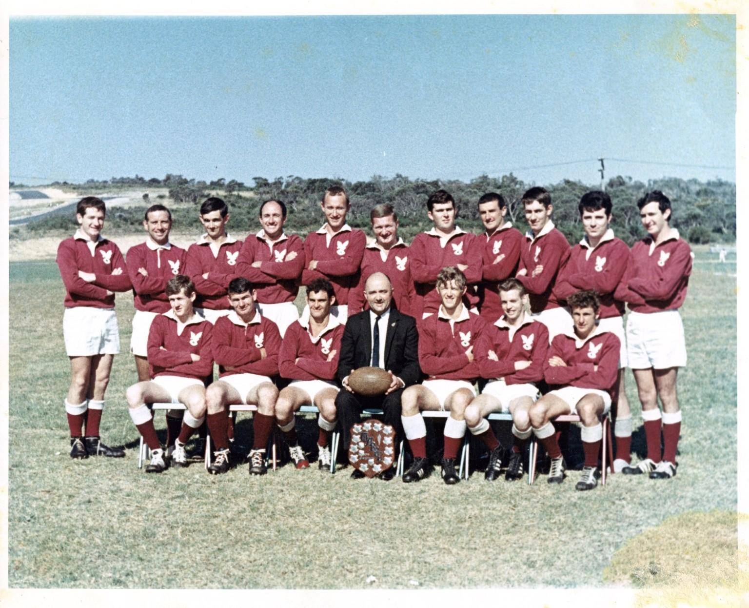1967 Reserve Grade Premiers