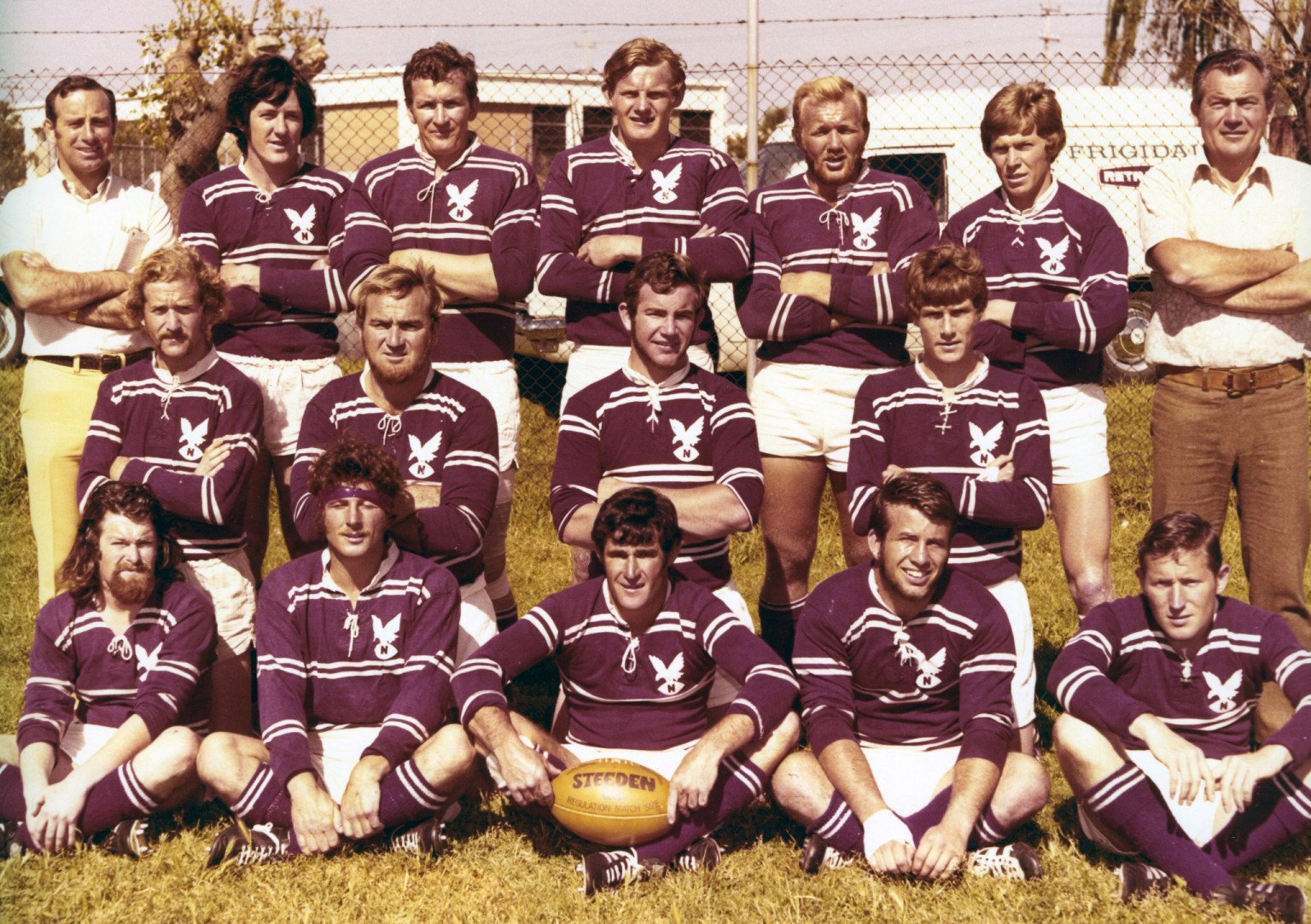1971 First Grade Premiers
