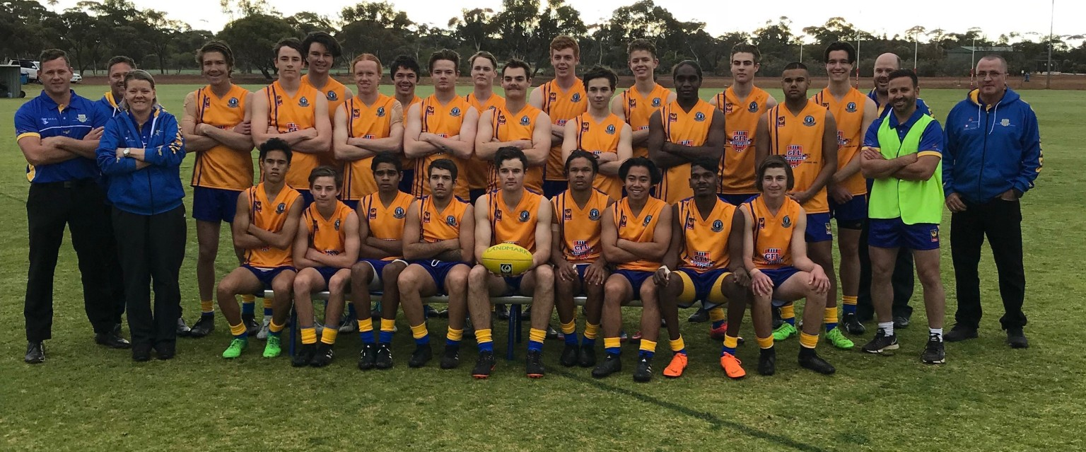 2018 Great Southern team