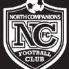North Companions White Logo