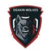 Deakin Wolves FC Logo