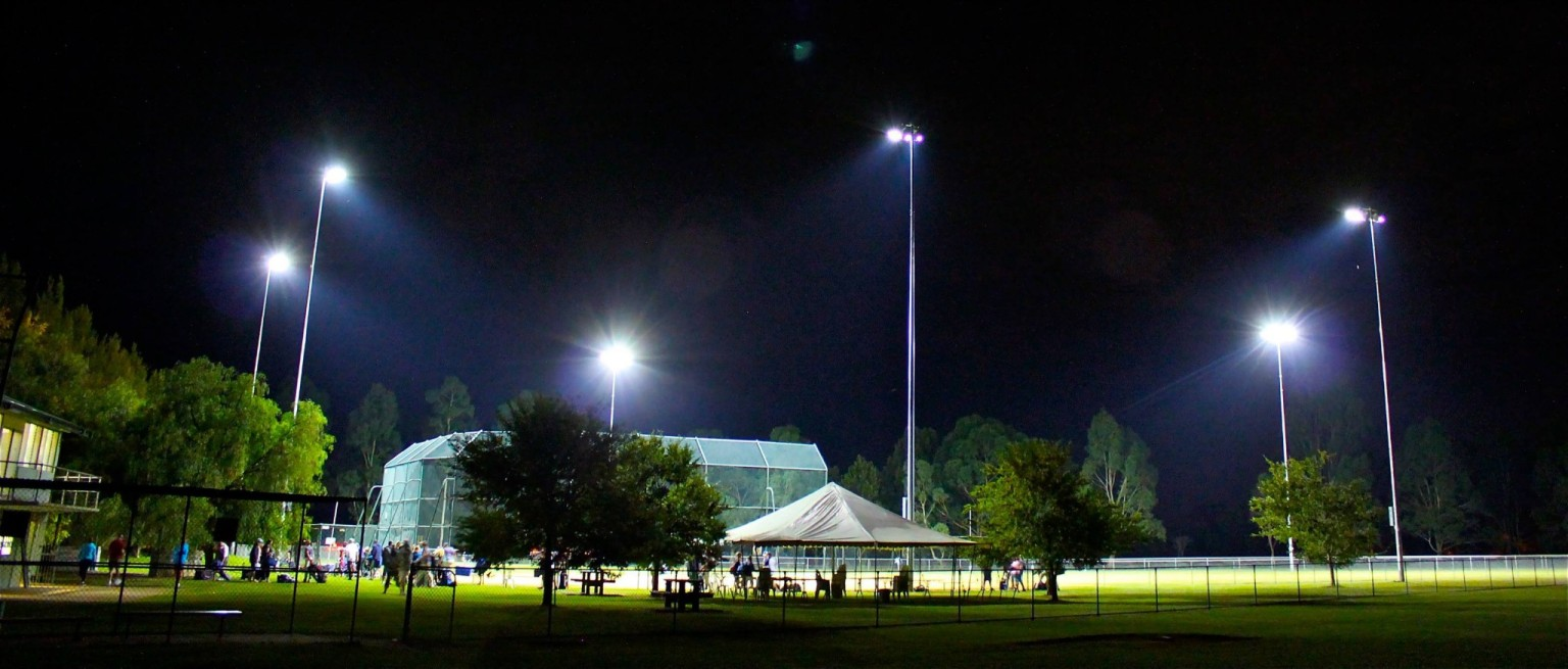 Softball Macarthur Diamond 1 Under Lights