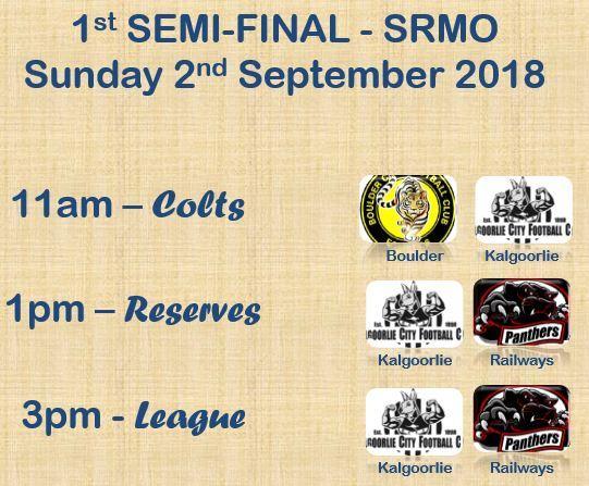 1st semi-final