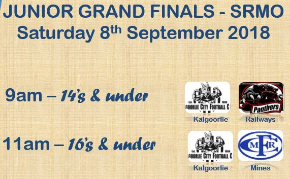 Junior Grand finals