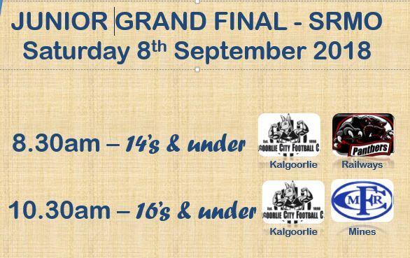 junior grand final