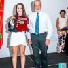 Highest Goal Scorer - 3rd Division Women: Ella Saurine, Buderim FC