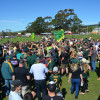 Myponga Winning crowd