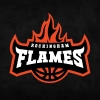 Rockingham Flames Logo