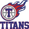Titans Lightening Logo