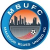 Macedon Blues United FC- U10W Logo