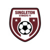 Singleton Strikers FC 12/02-2019 Logo