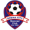 Robina City Soccer Club Inc. BWPL  Logo