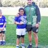 U9-1 G GF MAROUBRA (R) vs NEWTOWN (B) 4th  Aug