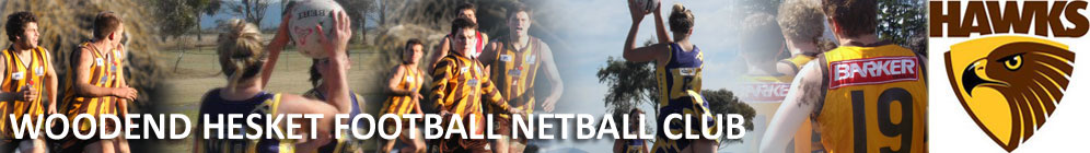 Woodend/Hesket Football Netball Club