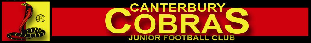 Canterbury Junior Football Club