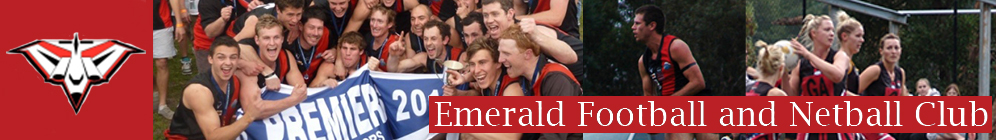 Emerald Football Netball Club