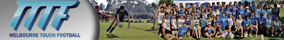 Melbourne Touch Football Association