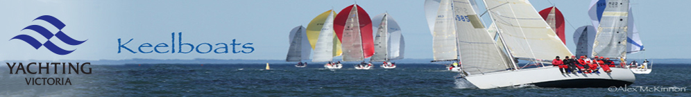 Yachting Victoria - Keelboat