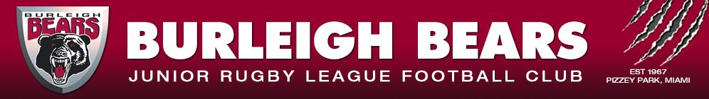 Burleigh Bears JRLFC