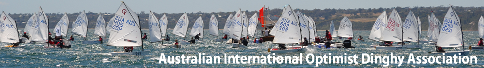Australian International Optimist Dinghy Assoc