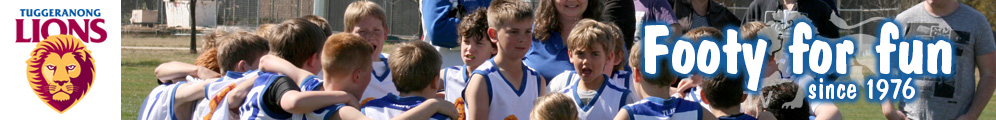 Tuggeranong Lions Junior Football Club 4