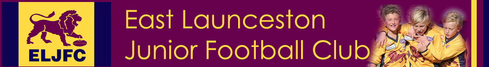East Launceston Junior Football Club