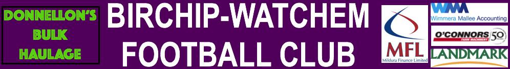 Birchip Watchem Football Club