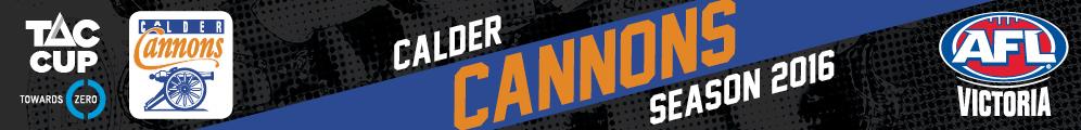 Calder Cannons 2016