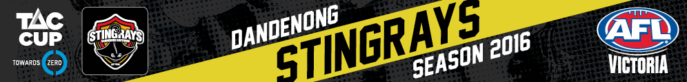 Dandenong Stingrays 2016