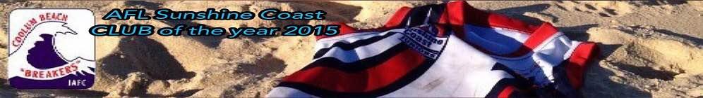 Coolum Beach JAFC 2016