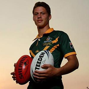 >Cowboys sign 15-year-old Ponga to NRL deal