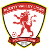 Plenty Valley Lions FC Logo