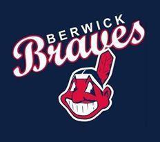 Logo for Berwick Braves Softball Club