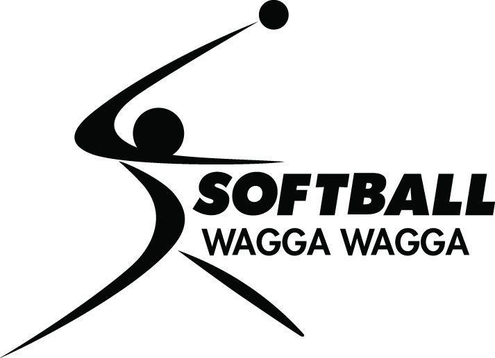 Logo for Wagga Wagga Softball Association