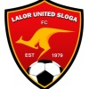 Lalor United Yellow Logo